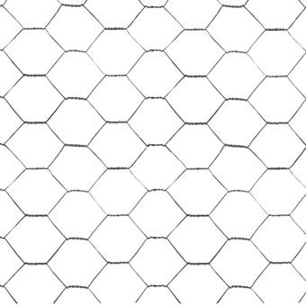 Colador de malla hexagonal