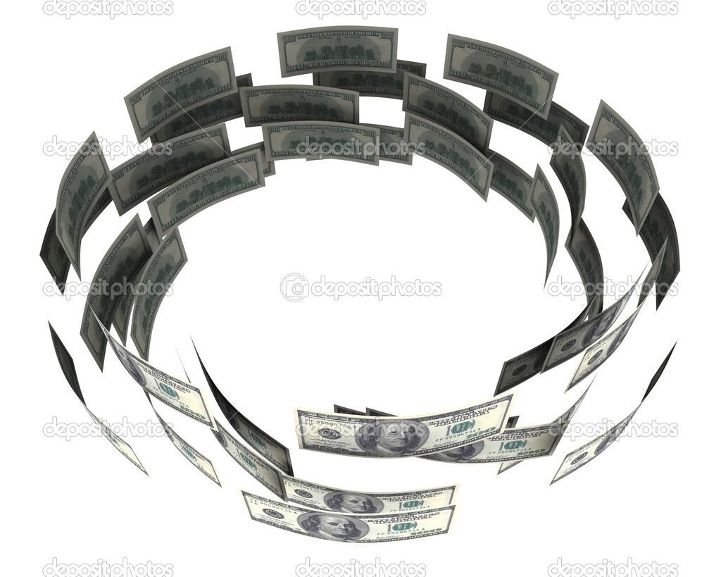 La circulación del dinero